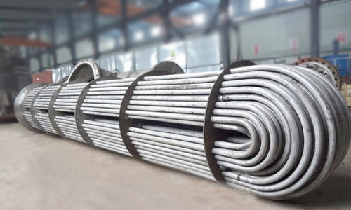 U-Tube Heat Exchangers